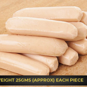 CHICKEN SAUSAGE PLAIN