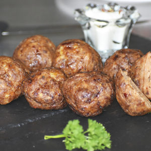PORK PEPPER MEATBALL